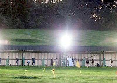 Argon-LED Driving Range project 5
