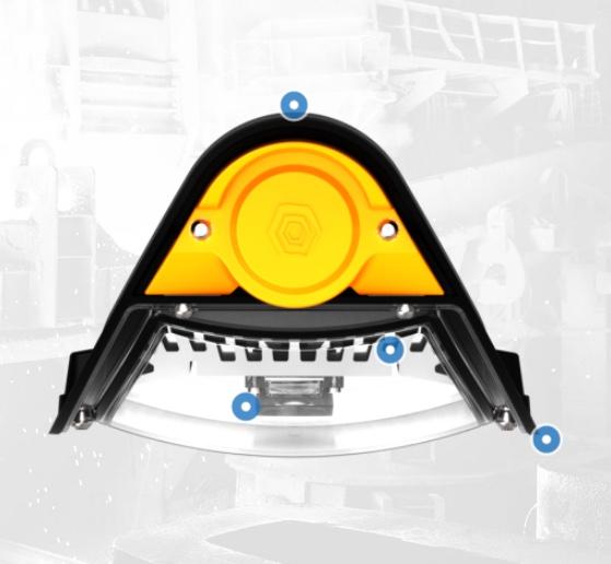 Juko LX - Agron LED 3